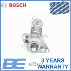 Skoda Vw Audi Seat Starter Véritable Heavy Duty Bosch 0001121435 02e911023s