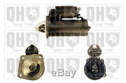 Starter Motor Qrs1604 Quinton Hazell 82ab11000ba Véritable Remplacement Top Qualité