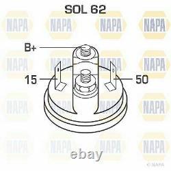 Starter Motor S'adapte Rover Mini 1.3 91 À 00 Napa Genuine Top Quality Guaranteed