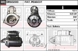 Talbot Express 2.0 Démarreur 82 À 94 Xn1ta Remy - Véritable Qualité De Remplacement