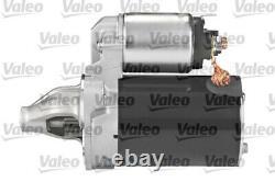 Valeo Starter Anlasser Startanlage Ohne Pfand Valeo Origines Nouveau 600084