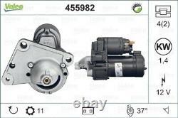 Valeo Starter Anlasser Startanlage Ohne Pfand Valeo Re-gen Remanufactured 455982