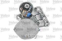 Valeo Starter Anlasser Startanlage Ohne Pfand Valeo Re-gen Remanufactured 458237
