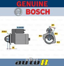 Véritable Bosch Convient De Démarrage Du Moteur Iveco Daily 40c13 45c14 45c15 45c17 45c18 45c21