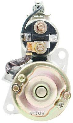 Véritable Bosch Démarreur De Moteur Pour Nissan Figaro K10 1.0l Essence Ma10et 1991 Modèle