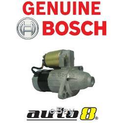 Véritable Bosch Démarreur De Moteur Pour Tracteur Kubota 20hp Et 17hp Diesel 1988-1998