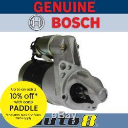Véritable Bosch Démarreur Du Moteur Pour Adapter Toyota Hiace 2.0l (18rc) Essence 1977 1983