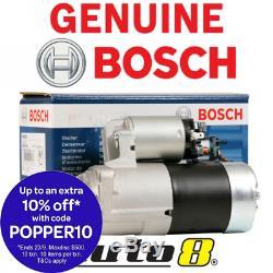 Véritable Bosch Démarreur Du Moteur Pour S'adapter Holden Barina Mf Mh 1.3l G13ba 1989 1994