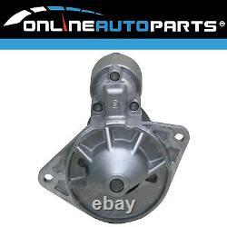Véritable Bosch Ford Falcon Fairmont Fairlane 6cyl Starter Motor 1965-2012