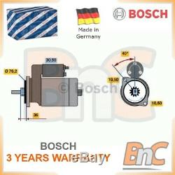 # Véritable Bosch Heavy Duty Starter Vw