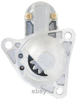 Véritable Bosch Starter Motor Pour Ford Probe Su 2.5l Petrol Kl 01/96 12/96