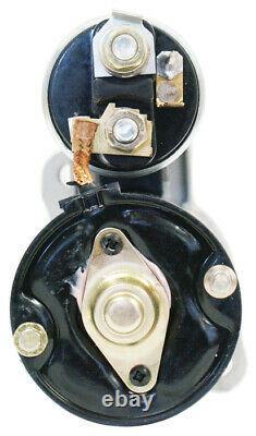 Véritable Bosch Starter Motor Pour Mitsubishi Verada Kf 3.5l 6g74 1997 1999