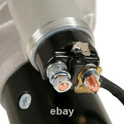 Véritable Bosch Starter Motor Pour Nissan Cabstar F22 H40 2.7l Td27 1987 1990
