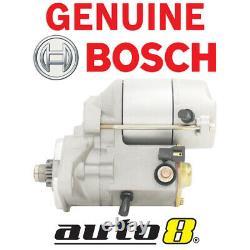 Véritable Bosch Starter Motor Pour Toyota Dyna 2.0l Essence 5r 1969 1984