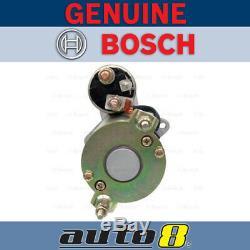 Véritable Démarreur Bosch Pour Daewoo Lanos 1.4l 1.6l Essence 1997 Auto Uniquement