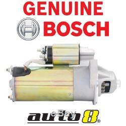 Véritable Démarreur Bosch Pour Ford Transit Van 2.5l Diesel De 1986 À 2001