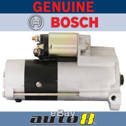 Véritable Démarreur Bosch Pour Mitsubishi Challenger 2.8l Diesel 4m40t'96 -'07