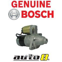 Véritable Démarreur Bosch Pour Moteur Toyota Corolla Ke10 1.0l Essence