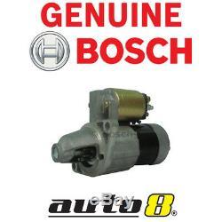 Véritable Démarreur Bosch Pour Moteurs Kubota Gensets Diesel 10hp Et 12hp