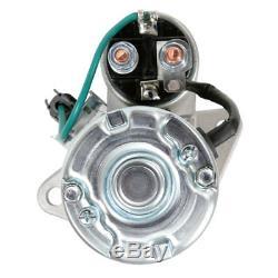 Véritable Démarreur Bosch Pour Nissan Pulsar N14 N15 N16 1.6l 1.8l Essence