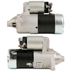 Véritable Démarreur Bosch Pour Suzuki Jimny Sn413 1.3l G13bb 1998 À 2003