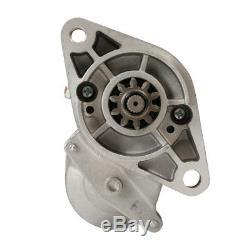 Véritable Démarreur Compatible Avec Les Moteurs Diesel Toyota Dyna De 2,4 L (2 L), 2,8 L (3 L) Et 3,0 L (5 L)