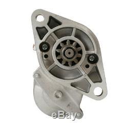 Véritable Démarreur Compatible Avec Toyota Hiace Diesel 2,2 L (l) 2,4 (2 L) 2,8 L (3 L) 3,0 L