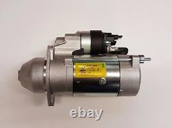 Véritable Deutz 9 Dent 12v Starter Motor 01183599 £228 + Tva