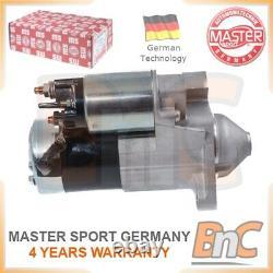 Véritable Master-sport Allemagne Heavy Duty Starter Pour Dacia Renault Pour Nissan
