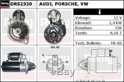 Vw Lt 2.0 Démarreur 75 À 83 Ch Remy Volkswagen Qualité De Remplacement